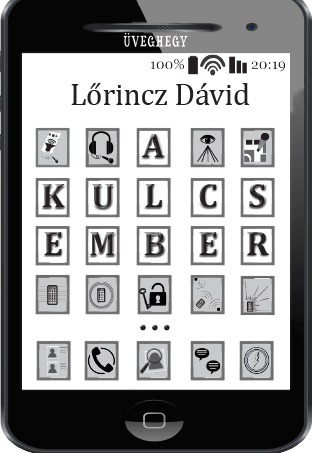 Lőrincz Dávid: A Kulcsember